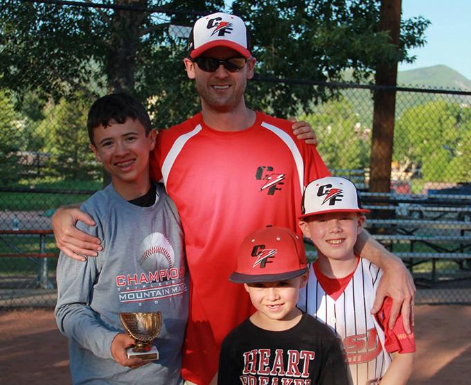 Tournament Baseball Family