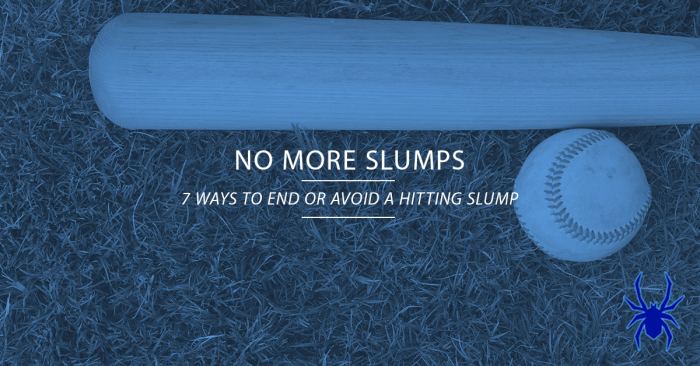 Youth Baseball Hitting Slumps