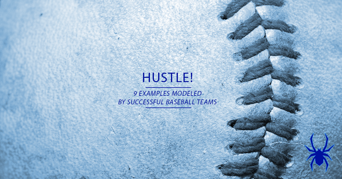 Hustle: 9 Examples Modeled By Successful Baseball Teams