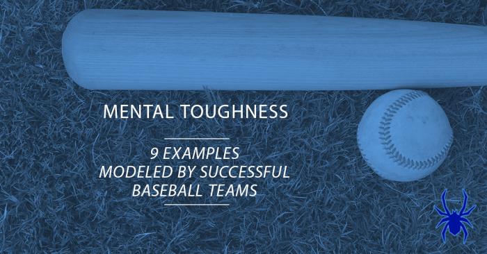 Mental Toughness Baseball