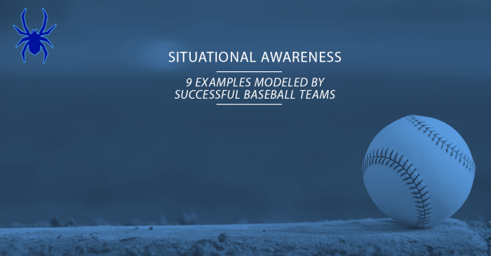 Situational Awareness Baseball