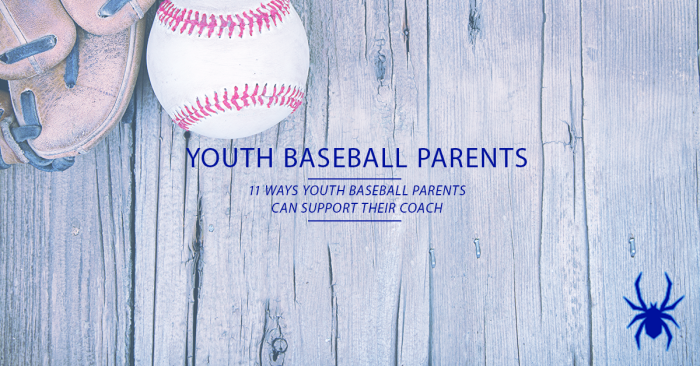 Youth Baseball Parents