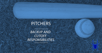 Baseball Cutoff and Backup Responsibilities: Pitchers