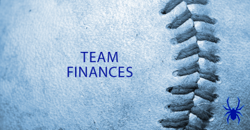 How to Manage Financials for a Travel Baseball Team