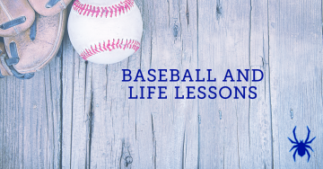Youth Baseball and Life Lessons