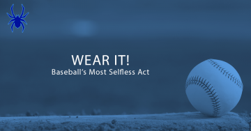 WEAR IT: Baseball's Most Selfless Act