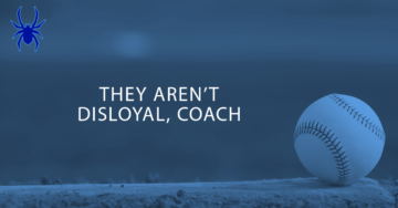 Travel Baseball and Cries of Disloyalty